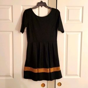 3/$12 forever 21 low cut back midi dress